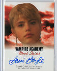 Vampire Academy : Blood Sisters Autograph Card Selection NM 2014 Leaf