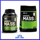 Optimum Nutrition Serious Mass Weight Gainer Mass Protein Muscle Lean