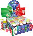 PJ Masks Bubble Blowing Tubs Childrens Party Bag Filler Toys