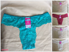 Sexy Ladies G String Tanga Thongs Underwear Knickers 5 Colours Size 6 8 10 12