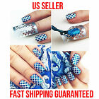 Quality Nail Art Hollow Stickers Decals Wrap Vinyl Nail Art Manicure Decoration