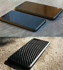 Colors Ultra Thin 100% Real Carbon Fiber Glossy Case Cover for iPhone 7/ 7 Plus