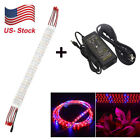 5Pcs 25W LED Grow Light Strip 5050 SMD Growing Lamp Light Bars for Garden Plant