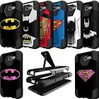 For Samsung Galaxy J1 J3 J7 Phone Series Shockproof Dual Layer Stand Case Cover