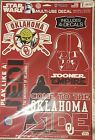 Star Wars Multi-Use Decal Collegiate Licensed Product