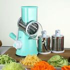 HOT Round Mandoline Slicer Vegetable Cutter Manual Potato Julienne Carrot Slicer