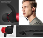 Wireless Bluetooth Sport Headset Headphone earphone Stereo Earpiece For Phones