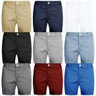 Mens Chino Shorts Summer Cotton Roll up Cargo Combat Half Pant Casual Jeans New