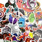 50-500pcs /lot Car Hood Skateboard Sticker Bomb Luggage Decal Random Surprise
