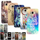 Funny Anime Cartoon Naruto Printed Hard Phone Case For Samsung S5 S6 S7 S8Plus