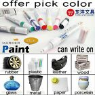 3 6 11 Pc TOYO Paint Marker Color Set Green Black Red Gold Silver White Oil Base