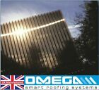 16mm Bronze Polycarbonate Roofing Sheets | Glazing Panels - Various Sizes, TAPED