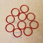 1mm Section Select OD from 4mm to 30mm VMQ Silicone O-Ring gaskets