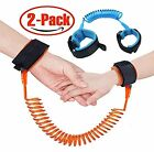 2X Children Outdoor Safety Wrist Link Eco Friendly Anti Lost Cotton Wrist Strap