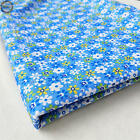 Floral Print Fabric Vintage Quilting poly cotton Craft Upholstery Dress Material