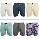 Mens Printed Trunks Beach Casual Summer Swimming Polyester Shorts Size S M LXL