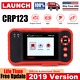 LAUNCH X431 CRP123 OBD2 Diagnostic Tool Auto Scanner Engine Transmission ABS SRS cheap
