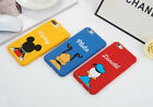Slim Cartoon Plastic Shell Skin Hard Case Cover For Apple iPhone6 6s7 7Plus