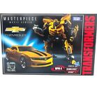 Transformers MPM-3 Bumblebee Chevrolet Masterpiece Movie Figure Takara Tomy - Time Remaining: 4 days 14 hours 20 minutes 45 seconds