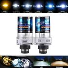 1Pair 35W D2S/D2C Xenon HID White Headlight Light Lamp Bulbs 6000K 5000K 4300K