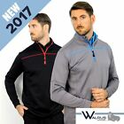 NEW 2017 Walrus Finn 1/4 Zip Golf Midlayer Pullover Sweater - 2 Great Colours
