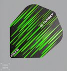 Target Spectrum Vision Ultra Xtra Strong No6 Shape flights Green 1x3 or 5x3 Pack