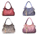 Embroidery Hollow Out Women Vintage Shoulder Bags Makeup Luxury Hobo Handbag A94
