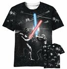 Star Wars Darth Vader One Flavor Men's Sublimated Shirt $19.35 USD