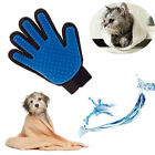 New Pet Dog Cat Grooming Glove Dirt Hair Remover Brush Glove for Gentle shining