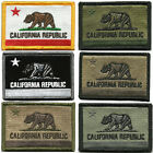 HLK Culpeper Tactical Morale Hook Patches State Of California Sacramento