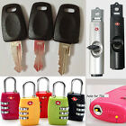 Внешний вид - Travel Luggage Suitcase TSA Lock Key Security Lock Key TSA002 007 B35 Universal