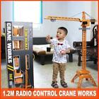 R/C Radio Control Cars Souptoys Heavy Industry Engineering Vehicle Crane Works