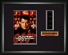 BOND 007  Tomorrow Never Dies    Pierce Brosnan   FRAMED MOVIE FILMCELLS