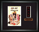 BOND 007  Live and Let Die   Roger Moore   FRAMED MOVIE FILMCELLS £17.99 GBP