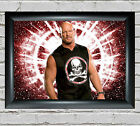 WWE LEGENDS - LARGE A3 OR A4, A5 REPRODUCTION POSTER - FREE UK P&P