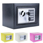 New Digital Black Digital Electronic Safe Box Keypad Lock Home Office Hotel Gun@