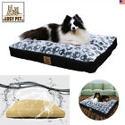 Super Large XXXL Pet Bed Cushion Dog Mat Soft Pad Nest Paw/Grid Pattern Washable