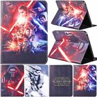 Star Wars Painted Flip Leather Case Cover For Samsung Galaxy Tab T350 T550 T560 $12.85 CAD