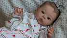 Carmen Stoete BLANK VINYL PARTS TO MAKE A REBORN BABY-NOT COMPLETED