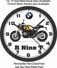 2017 BMW R NINE T MOTORCYCLE WALL CLOCK-FREE USA SHIP, DUCATI, KTM,TRIUMPH $36.05 CAD on eBay