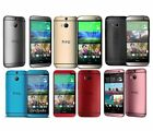 "5.0"" Htc One M8 32gb 2gb Ram Gsm Unlocked T-mobile Quad-core Android Smartphone"