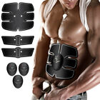 Abdominal Muscle Training Gear ABS body exercise Fitness shape message device image