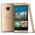 New 5.0 HTC One M9 32GB 20MP 4G LTE GSM T-Mobile Unlocked Android Smartphone