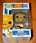 New ~ Funko Pop 35 ~ BOSSK ~ Star Wars ~ RETIRED Vaulted Rare Out of Print