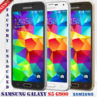 "Samsung Galaxy S5 G900p Gsm & Cdma Unlocked 4g Lte 16mp 5.1"" Hd Sprint Phone"