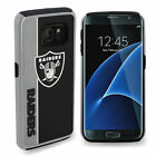 For Samsung Galaxy S8 - OFFICIAL NFL FOOTBALL DUAL LAYER HYBRID ARMOR CASE COVER