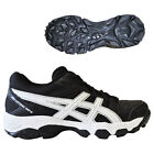 WOMEN'S Asics Gel-Lethal MP 6 Hockey Shoes Black/White  - Multi-Surface