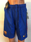 Nike Shorts FC Barcelona 776833-480 SOCCER FOOTBALL Training Pant SIZE S M L XL