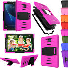 Heavy Duty Protective Tough Stand Case For Samsung Galaxy Tab A 10.1 8.0 7.0