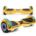 "UL2272 Certified 6.5"" Electric Hoverboard smart self balancing Bluetooth scooter фото"